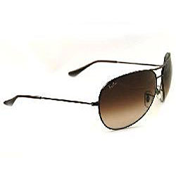 Ray Ban RB 3340 Men's Metal Aviator Sunglasses