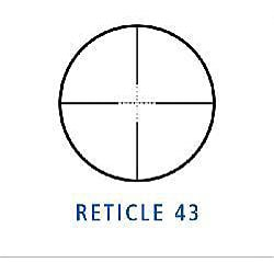 Zeiss Conquest 4.5-14x44mm Mil-Dot Reticle Target Rifle Scope