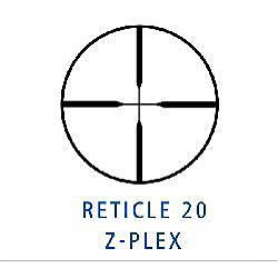 Zeiss Conquest 3-9x50 Z-plex Reticle Stainless Steel Rifle Scope - Thumbnail 2