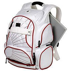 OGIO Legend White/ Fire Skate Backpack - Free Shipping Today ...