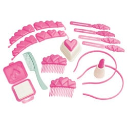 American Plastic Toy Beauty Salon - Thumbnail 2