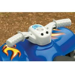 American Plastic Toy ATV  Quad Rider - Thumbnail 2