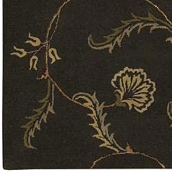 Hand-tufted Selenuim Wool Rug (8' x 11')