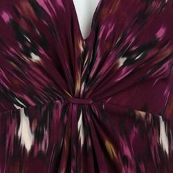 Donna Morgan Women's Print Dress
