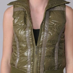 De Vinne Juniors Quilted Winter Vest