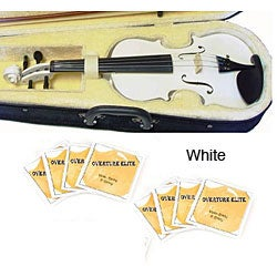 Bright Color Performance Violin Package - Thumbnail 2