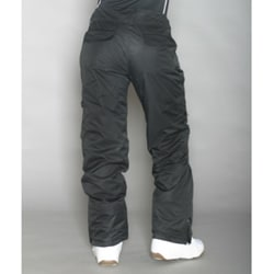 Marker Women's Black Insulated Cargo Pants - Thumbnail 2