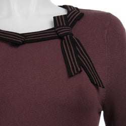 Bonnie and Bill Women's Long-sleeve Sweater