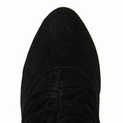 Kelsi Dagger Women's 'Iona' Knne-high Scrunch Boots - Thumbnail 2