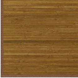 Hand-woven Patras Rayon from Bamboo Rug (5' x 8') - Thumbnail 2