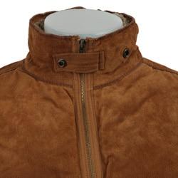 Robert Comstock Men's Leather Jacket - Thumbnail 2
