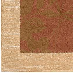 Set of 2 Orange Rugs (2'3 x 4'6) - Thumbnail 2