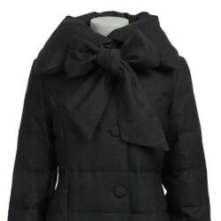 Kenneth Cole Women's 3/4-length Puffer Coat