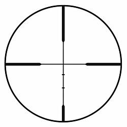 Leupold VX-II 6-18x40 LVR Duplex Reticle Rifle Scope - Thumbnail 2