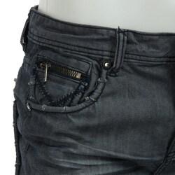 Do Denim Men's Zipper Pocket Jeans