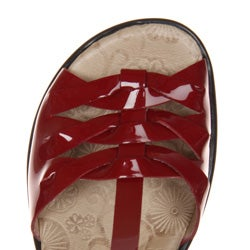 Jambu Women's 'Camden' Wedge Sandals - Thumbnail 2