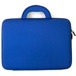 Kroo Briefcase-style EVA and Neoprene 13-inch Cube Laptop Sleeve - Thumbnail 2