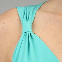 Gabriella Rossi Women's Sweetheart Neck Top
