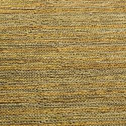Safavieh Hand-knotted All-Natural Horizons Gold Hemp Rug (6' Round)