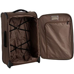 Antler 'Size Zero' 24-inch Lightweight Rolling Upright Luggage ...