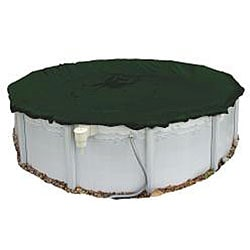 18-foot Round Winter Swimming Pool Cover - Thumbnail 2