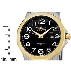 Invicta Men's Invicta II Collection Two-tone Watch - Thumbnail 2