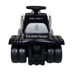 Battery Operated Black Ride-On Mack Truck - Thumbnail 2