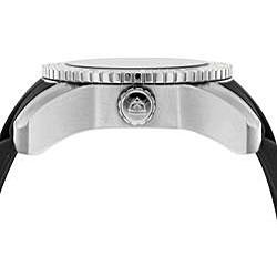 Swiss Legend Men's Commander Black Silicone Watch - Thumbnail 2