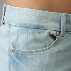 Seven 7 Women's DOJO Cropped Pants - Thumbnail 2