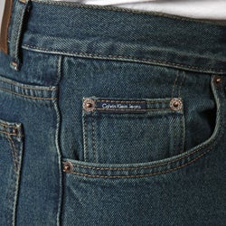 Calvin Klein Jeans Men's Easy Fit Jeans - Thumbnail 2