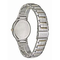 Seiko Men's Two-tone Stainless Steel Dress Watch