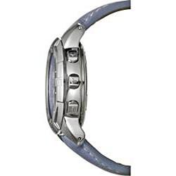 Tissot Men's T-Touch Titanium Case Leather Strap Digital Watch