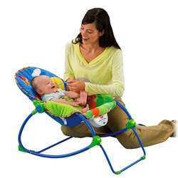 Fisher-Price Infant-to-Toddler Rocker Chair - Thumbnail 2