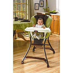 Fisher Price Zen Collection Adjustable High Chair Free