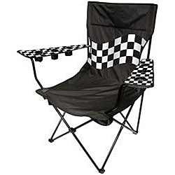 Black Kingpin Chair