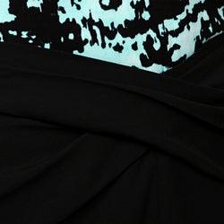 Thumbnail 3, MICHAEL Michael Kors Women's Drape Front Pencil Skirt. Changes active main hero.