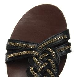 Steve Madden Women's 'Chainge' Sandals - Thumbnail 2