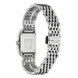 Raymond Weil Women's 'Don Giovanni' Stainless Steel Diamond Watch - Thumbnail 2