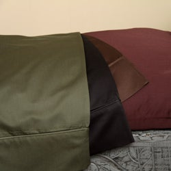 Max Collection 500 Thread Count Solid Sheet Set - Thumbnail 2