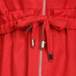 Nine West Women's Belted Drawstring Anorak - Thumbnail 2