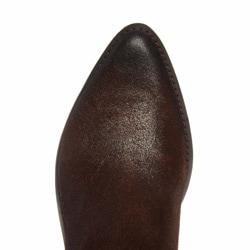 Nine West Women's 'Gertrude' Short Western Boots - Thumbnail 2