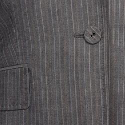 Anne Klein Women's Pinstripe Pant Suit - Thumbnail 2