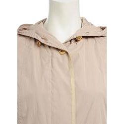 Women's Hooded Zip-front Jacket - Thumbnail 2