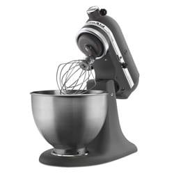 Shop Kitchenaid Ksm95psgr Imperial Grey Ultra Power Series