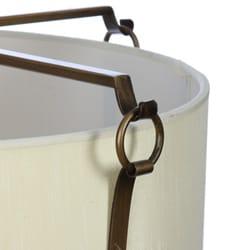 Sebu Griginal 4-light Bronze/ Cream Pendant Fixture - Thumbnail 2