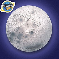 Discovery Kids Illuminated Remote Control Lunar Phase Moon