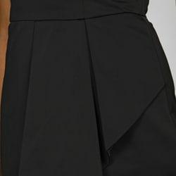 Walter By Walter Baker Women's Stretch Sateen One-shoulder Dress - Thumbnail 2