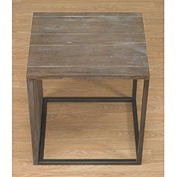 Thumbnail 3, Elements Angle Grey End Table. Changes active main hero.