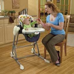 ... Fisher-Price 2-in-1 Swing To High Chair
