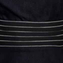 London Times Women's Zipper Waist Sheath Dress - Thumbnail 2